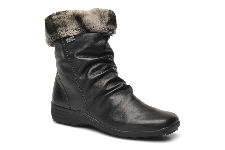 Bottines et boots Remonte Valeria D0593 Noir vue détail/paire