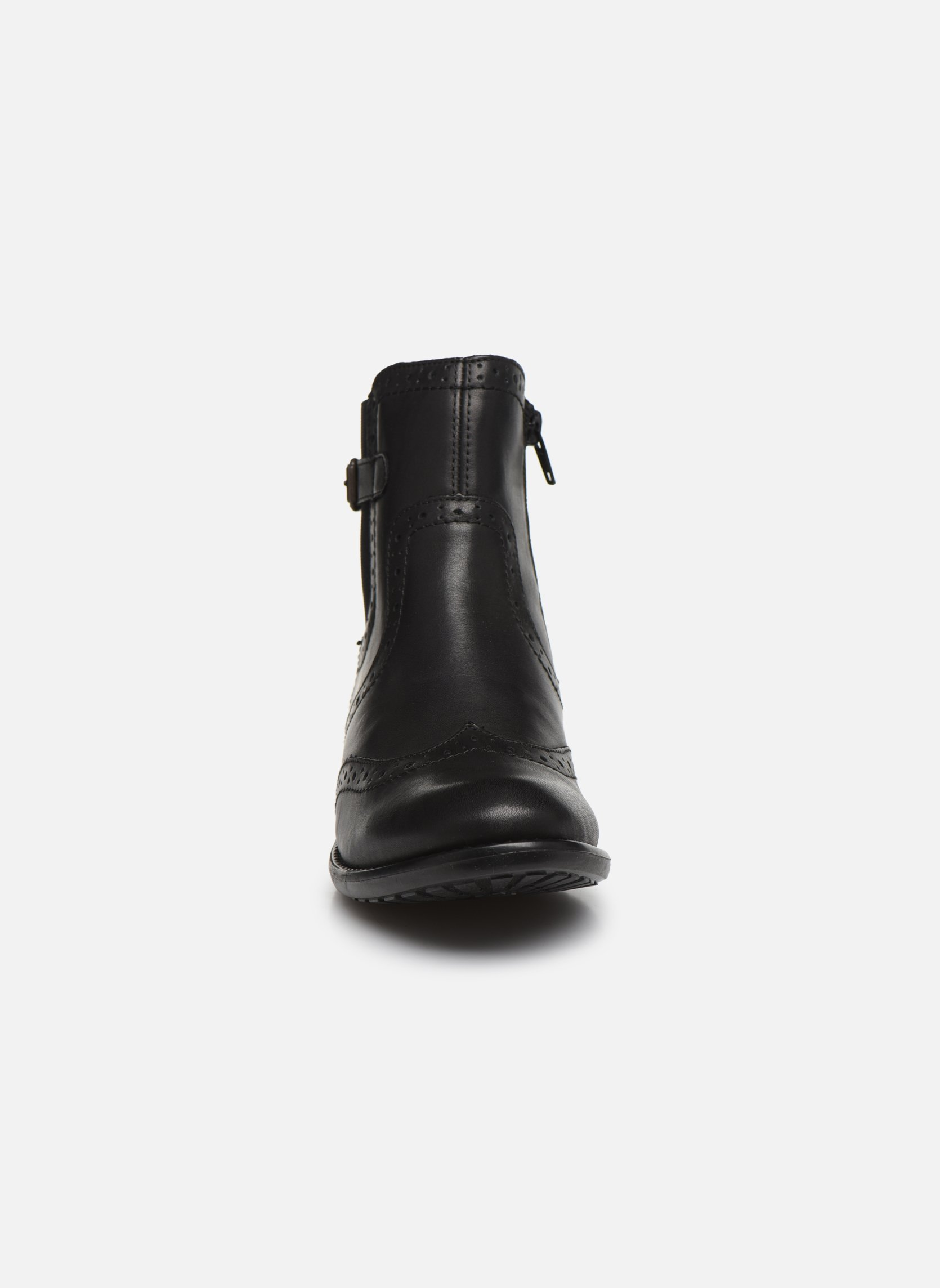 Bottines et boots Remonte Carlla R6470 Noir vue portées chaussures
