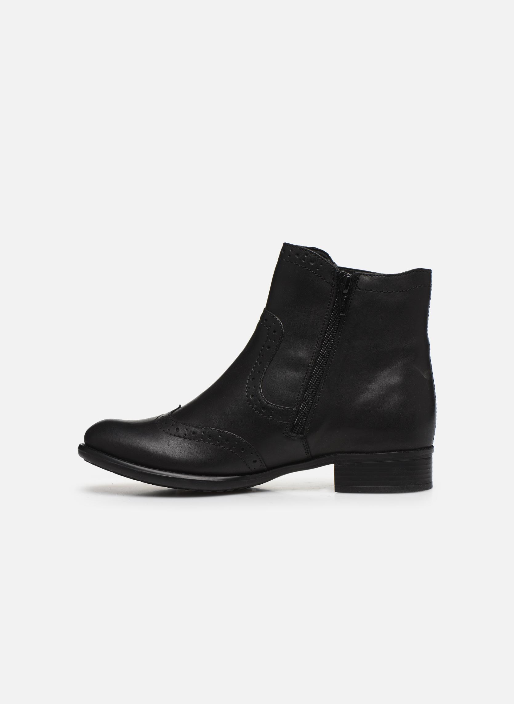 Bottines et boots Remonte Carlla R6470 Noir vue face