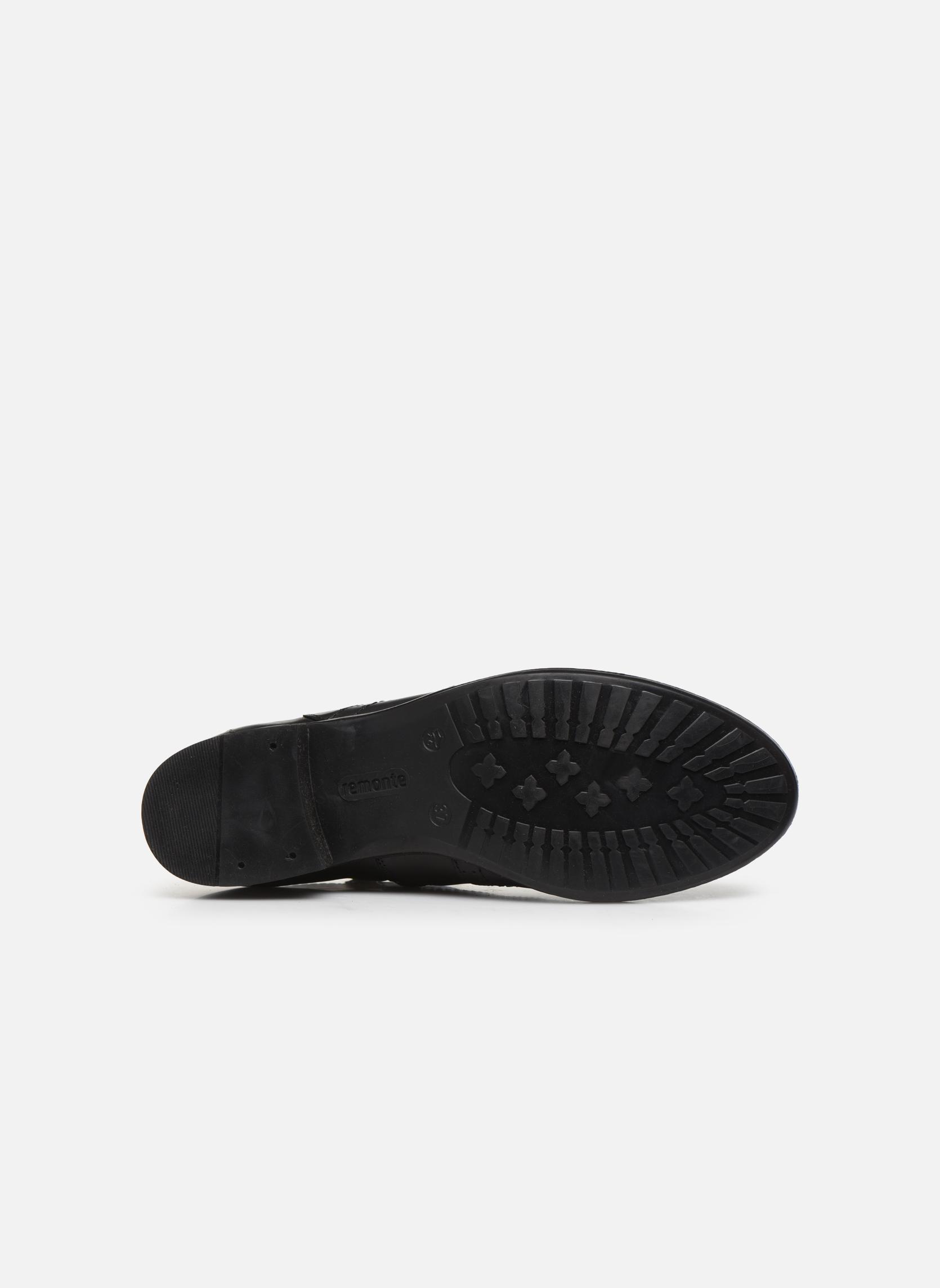 Bottines et boots Remonte Carlla R6470 Noir vue haut