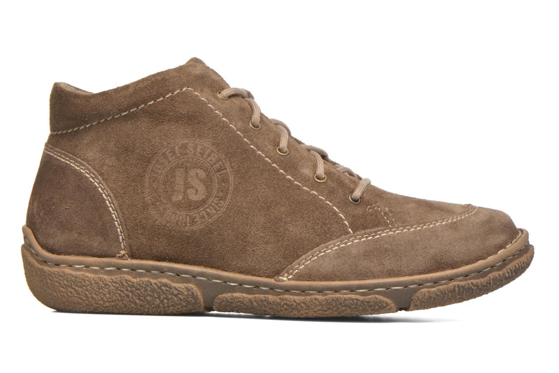 Chaussures à lacets Josef Seibel Neele 01 Beige vue derrière