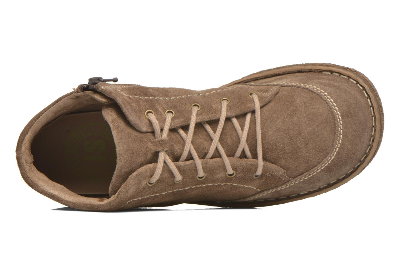 Chaussures à lacets Josef Seibel Neele 01 Beige vue gauche