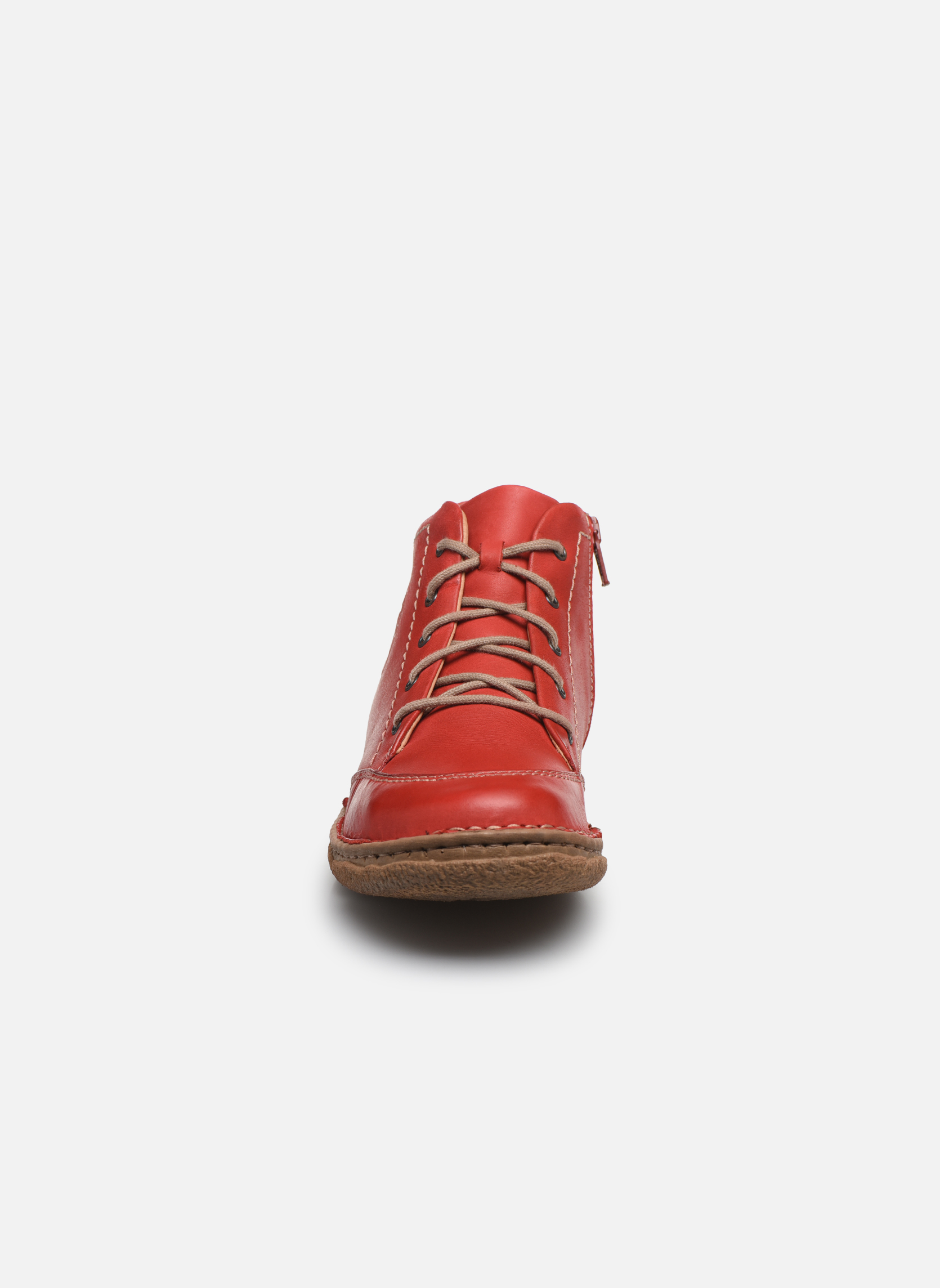 Chaussures à lacets Josef Seibel Neele 01 Marron vue portées chaussures