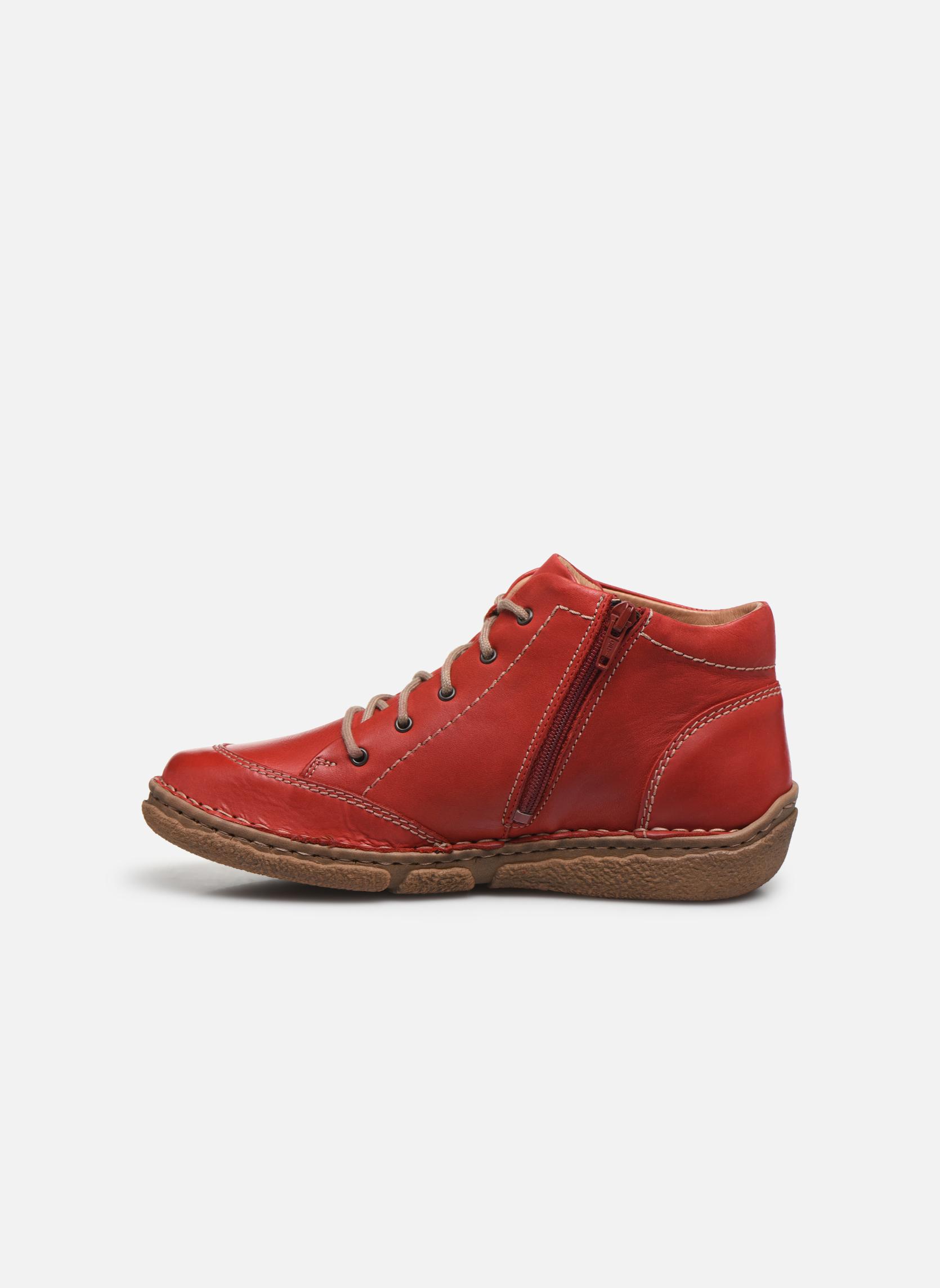Chaussures à lacets Josef Seibel Neele 01 Marron vue face