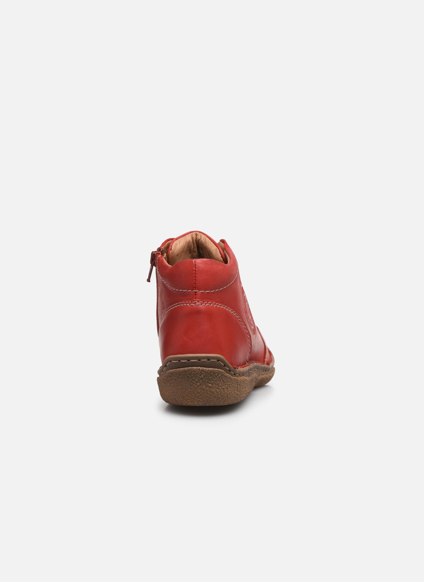 Chaussures à lacets Josef Seibel Neele 01 Marron vue droite