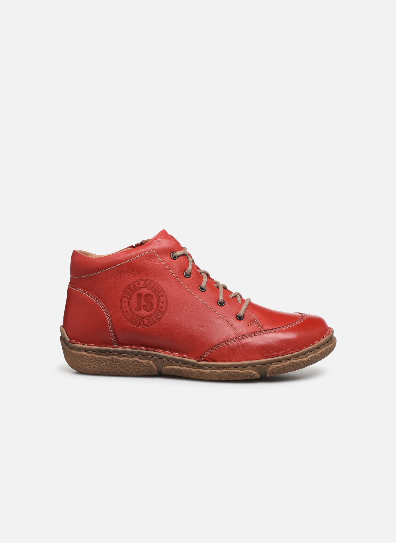 Chaussures à lacets Josef Seibel Neele 01 Marron vue derrière