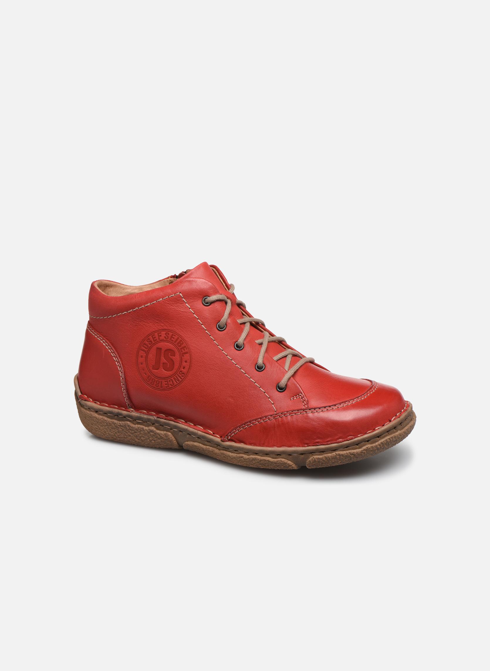 Chaussures à lacets Josef Seibel Neele 01 Marron vue détail/paire