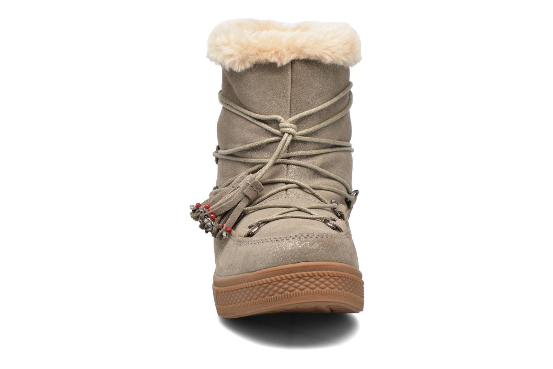 Stiefeletten & Boots Colors of California Fiore braun schuhe getragen