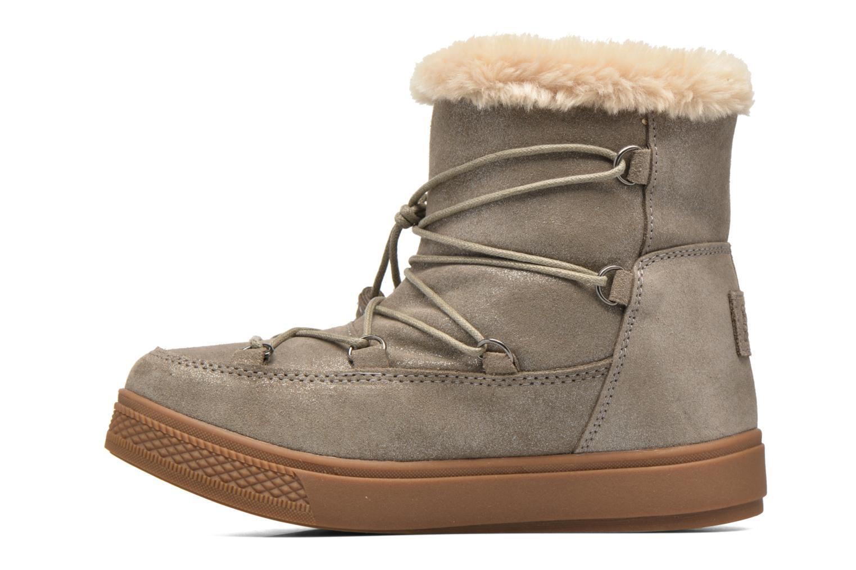 Stiefeletten & Boots Colors of California Fiore braun ansicht von vorne