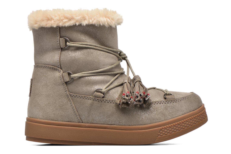 Bottines et boots Colors of California Fiore Marron vue derrière