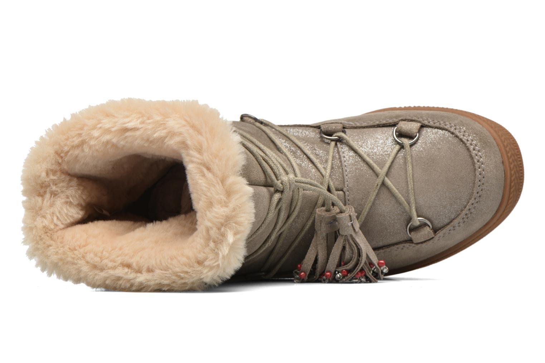 Stiefeletten & Boots Colors of California Fiore braun ansicht von links