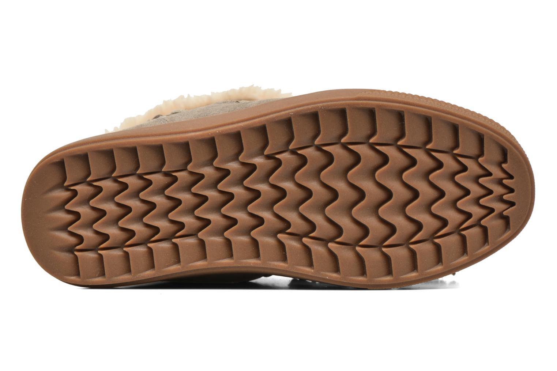 Stiefeletten & Boots Colors of California Fiore braun ansicht von oben