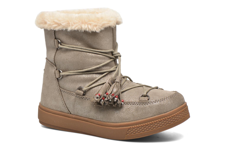 Bottines et boots Colors of California Fiore Marron vue détail/paire