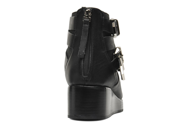 Bruno Black leather