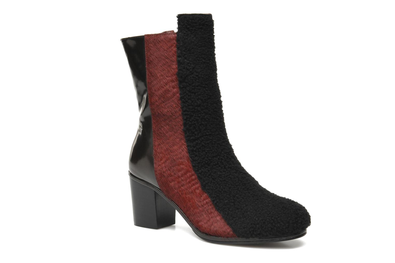 Elise Boot Henna Multi 644