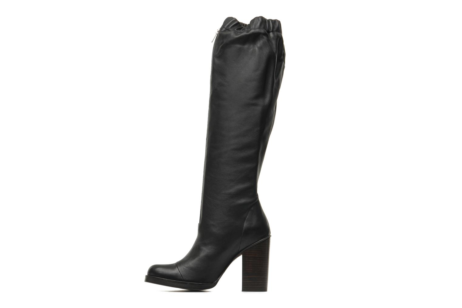 Stivali Opening Ceremony Lucie High Boot Nero immagine frontale