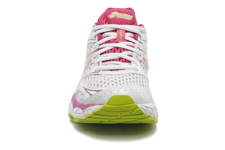 Chaussures de sport Asics Lady Gel-Pulse 6 Multicolore vue portées chaussures