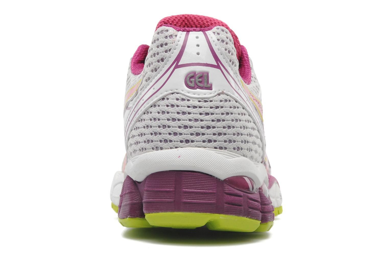 Chaussures de sport Asics Lady Gel-Pulse 6 Multicolore vue droite