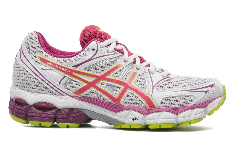 Chaussures de sport Asics Lady Gel-Pulse 6 Multicolore vue derrière