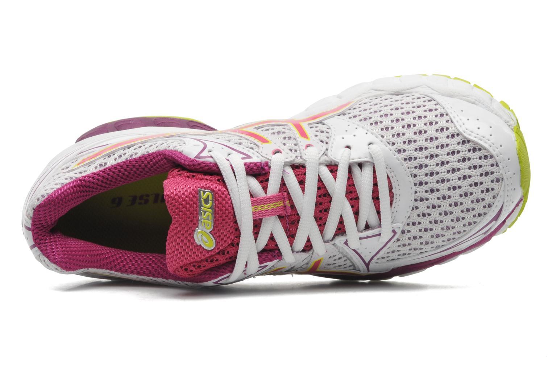 Chaussures de sport Asics Lady Gel-Pulse 6 Multicolore vue gauche