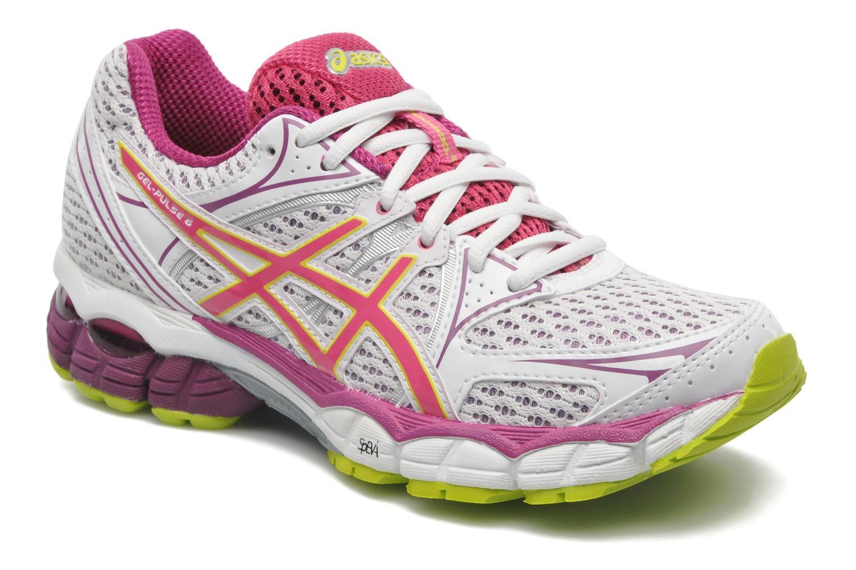 Chaussures de sport Asics Lady Gel-Pulse 6 Multicolore vue détail/paire