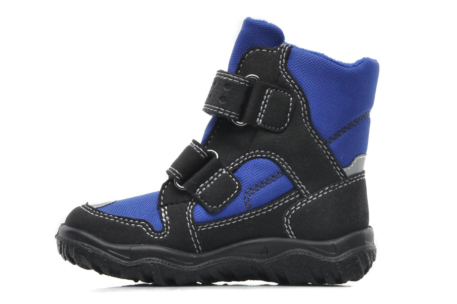 Ankle boots Superfit Barnabas GTX Blue front view