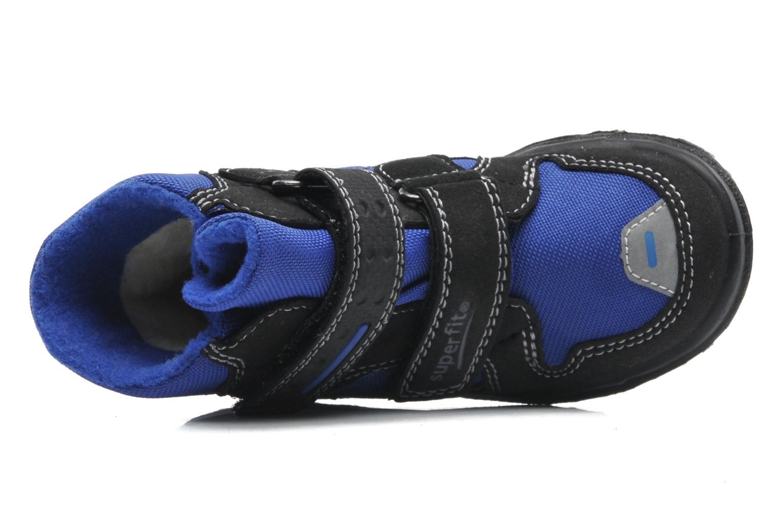 Bottines et boots Superfit Barnabas GTX Bleu vue gauche