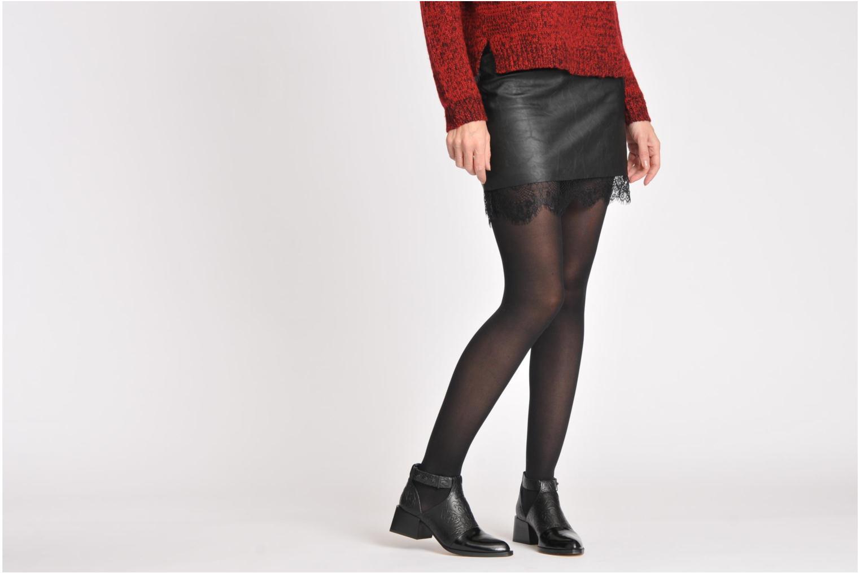 Stiefeletten & Boots SENSO Mae schwarz ansicht von unten / tasche getragen