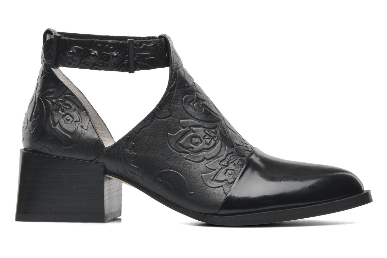 Stiefeletten & Boots SENSO Mae schwarz ansicht von hinten