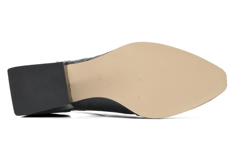 Stiefeletten & Boots SENSO Mae schwarz ansicht von oben