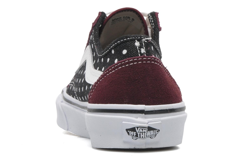 Sneaker Vans Style 36 Slim W mehrfarbig ansicht von rechts