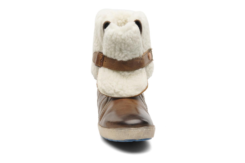 Stiefeletten & Boots Gaastra Anemon braun schuhe getragen