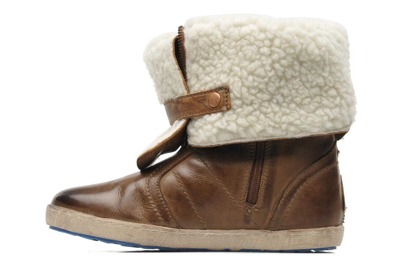 Stiefeletten & Boots Gaastra Anemon braun ansicht von vorne