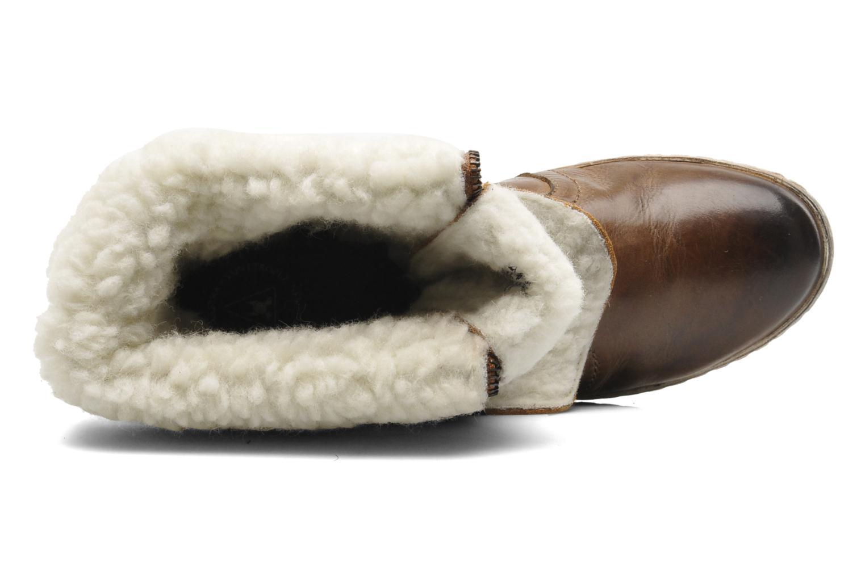 Stiefeletten & Boots Gaastra Anemon braun ansicht von links