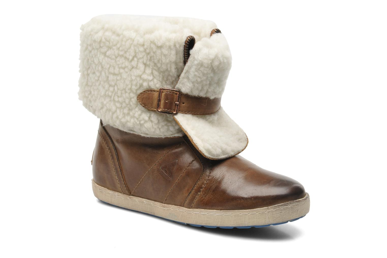 Stiefeletten & Boots Gaastra Anemon braun detaillierte ansicht/modell