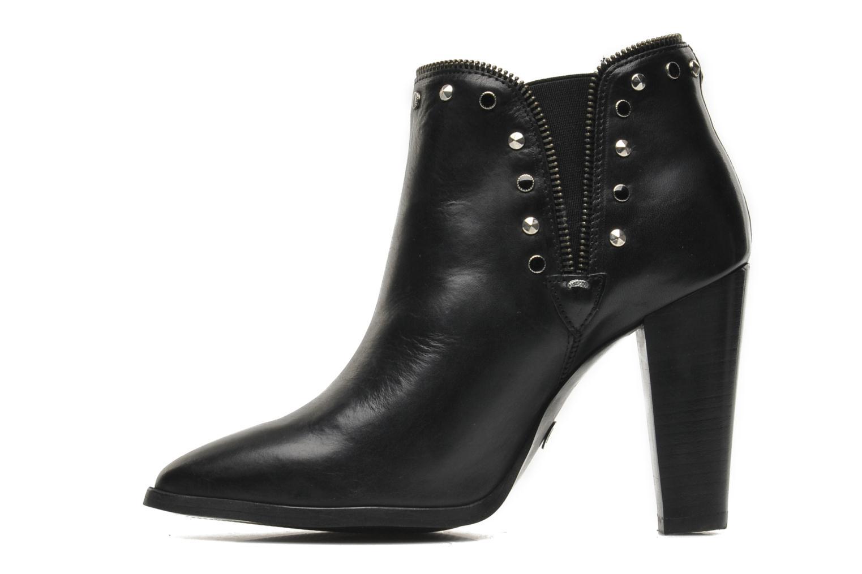 Bottines et boots Koah Yetta Noir vue face