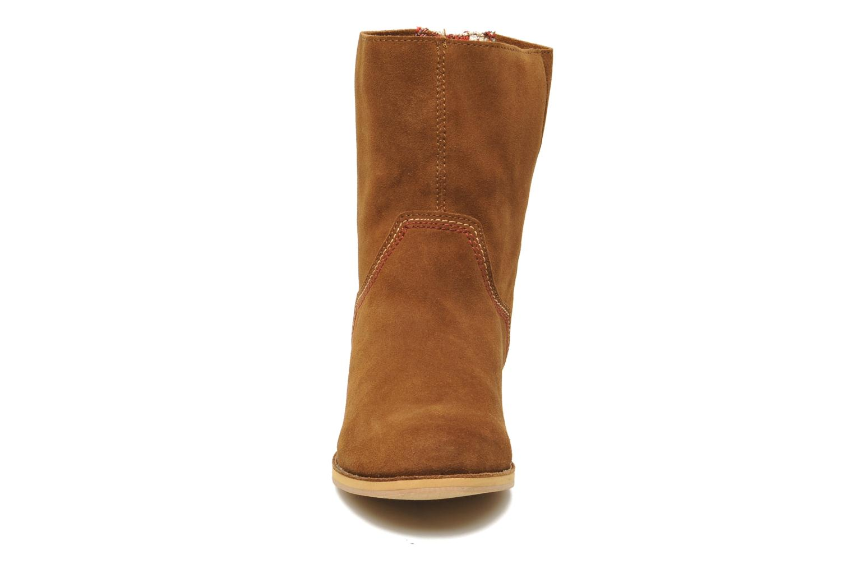 Stiefeletten & Boots Reef Reef Low Desert braun schuhe getragen