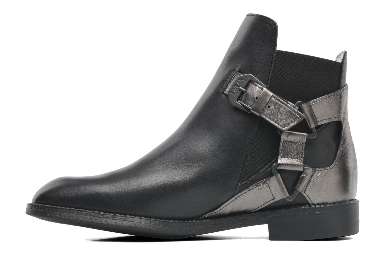 Bottines et boots Swear Vienetta 16 Noir vue face