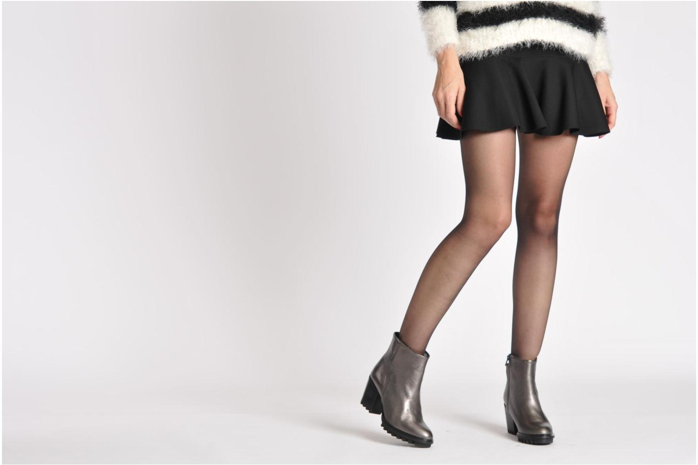 Stiefeletten & Boots Swear Roisin schwarz ansicht von unten / tasche getragen