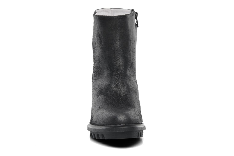 Bottines et boots Swear Roisin Noir vue portées chaussures