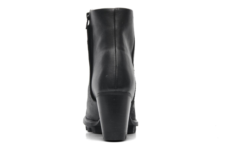 Boots en enkellaarsjes Swear Roisin Zwart rechts