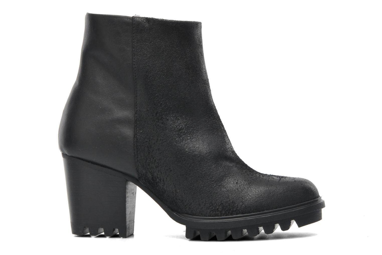 Boots en enkellaarsjes Swear Roisin Zwart achterkant