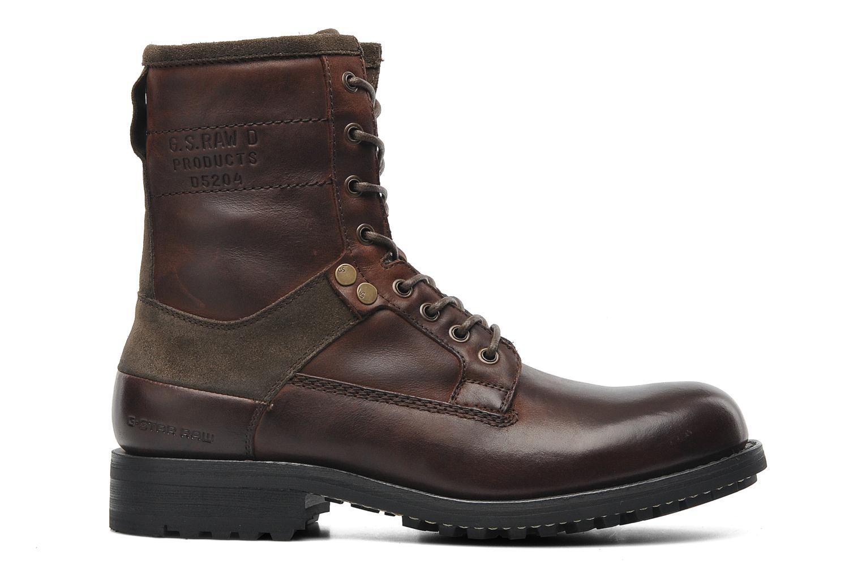 Bottines et boots G-Star Patton V Marker Marron vue derrière