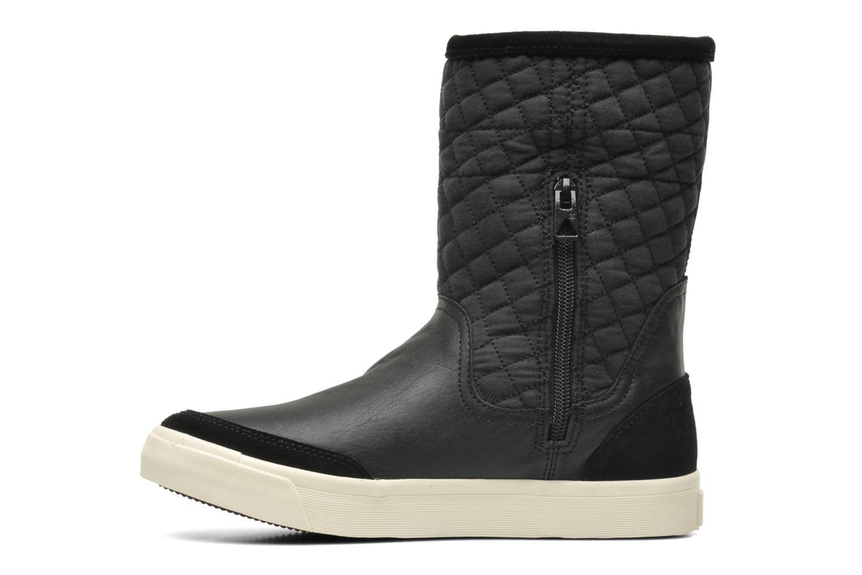 Stiefeletten & Boots G-Star Plateau Ripley Mix schwarz ansicht von vorne