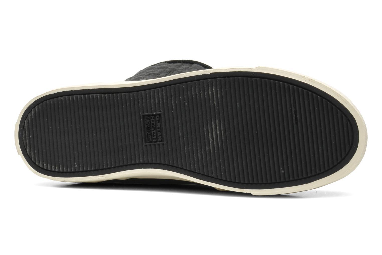 Stiefeletten & Boots G-Star Plateau Ripley Mix schwarz ansicht von oben