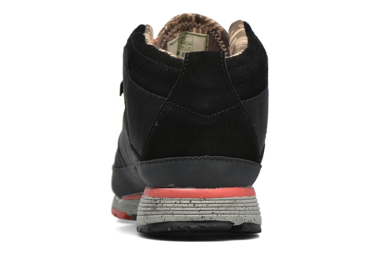 Chaussures à lacets Element Donnelly Noir vue droite