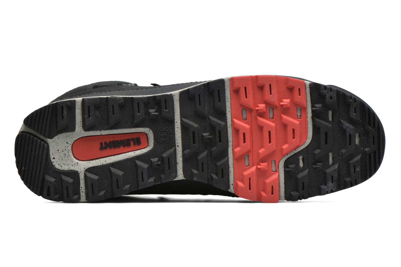 Chaussures à lacets Element Donnelly Noir vue haut