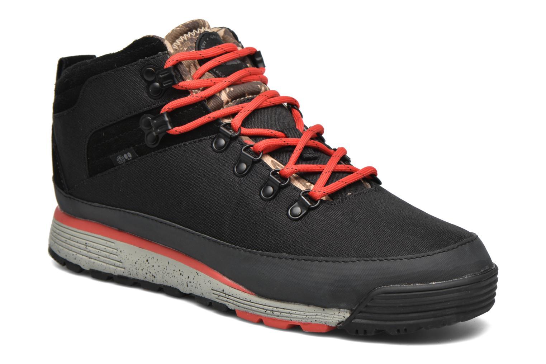 Chaussures à lacets Element Donnelly Noir vue détail/paire