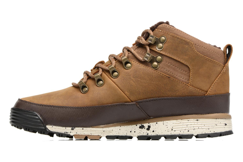 Chaussures à lacets Element Donnelly Marron vue face
