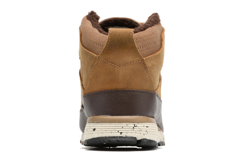 Donnelly Walnutfull Grain Leather